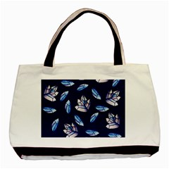 Mystic Crystals Witchy Vibes  Basic Tote Bag (two Sides)