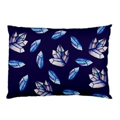 Mystic Crystals Witchy Vibes  Pillow Case by BubbSnugg