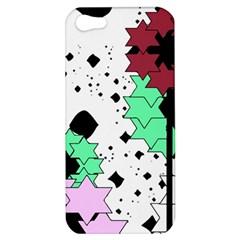 Star Flowers       Apple Iphone 5 Hardshell Case by LalyLauraFLM