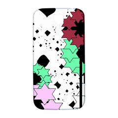Star Flowers       Samsung Note 2 N7100 Hardshell Back Case by LalyLauraFLM