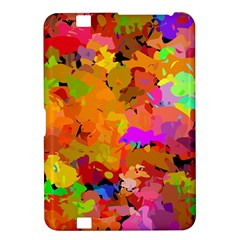 Colorful shapes       Samsung Galaxy Premier I9260 Hardshell Case by LalyLauraFLM