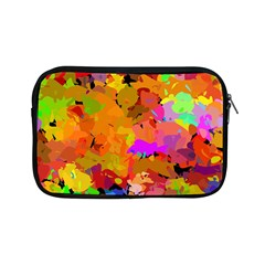 Colorful Shapes       Apple Ipad Mini Protective Soft Case by LalyLauraFLM