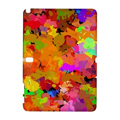 Colorful shapes       HTC Desire 601 Hardshell Case by LalyLauraFLM