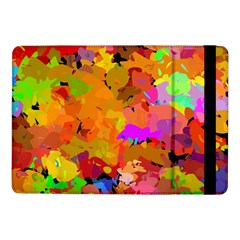 Colorful Shapes       Samsung Galaxy Tab Pro 8 4  Flip Case by LalyLauraFLM