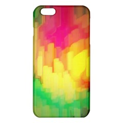 Pastel Shapes Painting      Iphone 6/6s Tpu Case by LalyLauraFLM