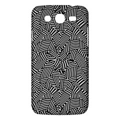 Modern Intricate Optical Samsung Galaxy Mega 5 8 I9152 Hardshell Case  by dflcprints