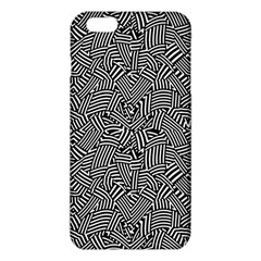 Modern Intricate Optical Iphone 6 Plus/6s Plus Tpu Case by dflcprints