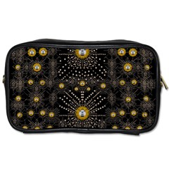 Lace Of Pearls In The Earth Galaxy Pop Art Toiletries Bags 2 Side by pepitasart