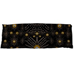 Lace Of Pearls In The Earth Galaxy Pop Art Body Pillow Case Dakimakura (two Sides) by pepitasart