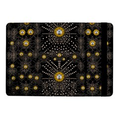 Lace Of Pearls In The Earth Galaxy Pop Art Samsung Galaxy Tab Pro 10 1  Flip Case by pepitasart