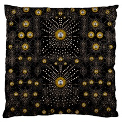Lace Of Pearls In The Earth Galaxy Pop Art Standard Flano Cushion Case (one Side) by pepitasart