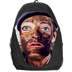 Shitfaced Backpack Bag by RakeClag