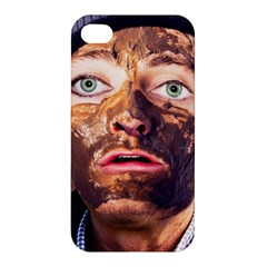 Shitfaced Apple Iphone 4/4s Hardshell Case by RakeClag