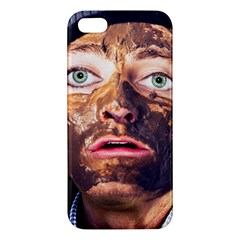 Shitfaced Apple Iphone 5 Premium Hardshell Case by RakeClag