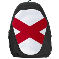 St  Patrick s Saltire Of Ireland Backpack Bag by abbeyz71