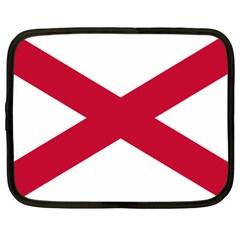 St  Patrick s Saltire Of Ireland Netbook Case (xxl)  by abbeyz71