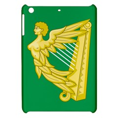The Green Harp Flag Of Ireland (1642 1916) Apple Ipad Mini Hardshell Case by abbeyz71