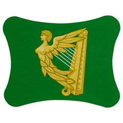 The Green Harp Flag Of Ireland (1642 1916) Jigsaw Puzzle Photo Stand (bow) by abbeyz71
