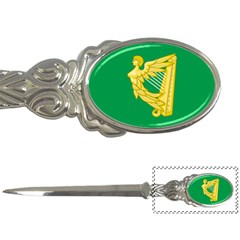 The Green Harp Flag Of Ireland (1642 1916) Letter Openers by abbeyz71