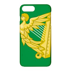 The Green Harp Flag Of Ireland (1642 1916) Apple Iphone 7 Plus Hardshell Case by abbeyz71