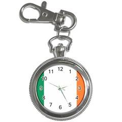 Flag Of Ireland  Key Chain Watches by abbeyz71