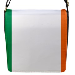 Flag Of Ireland  Flap Messenger Bag (s) by abbeyz71