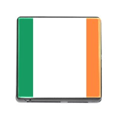 Flag Of Ireland  Memory Card Reader (square) by abbeyz71