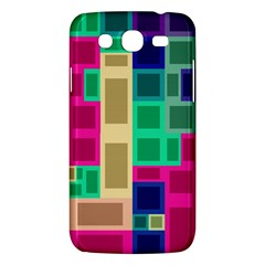 Rectangles And Squares        Samsung Galaxy Duos I8262 Hardshell Case by LalyLauraFLM