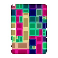 Rectangles And Squares        Htc Desire 601 Hardshell Case by LalyLauraFLM