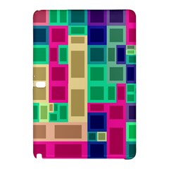 Rectangles And Squares        Nokia Lumia 1520 Hardshell Case by LalyLauraFLM