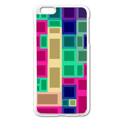 Rectangles And Squares        Apple Iphone 6/6s Leather Folio Case by LalyLauraFLM