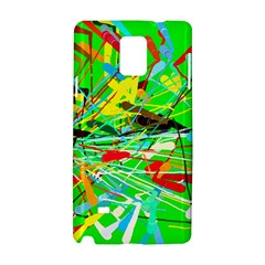 Colorful Painting On A Green Background        Apple Iphone 6 Plus/6s Plus Leather Folio Case by LalyLauraFLM