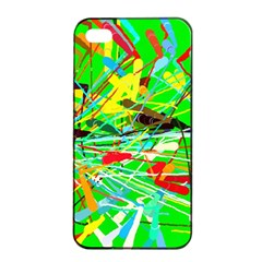 Colorful Painting On A Green Background        Sony Xperia Z3+ Hardshell Case by LalyLauraFLM
