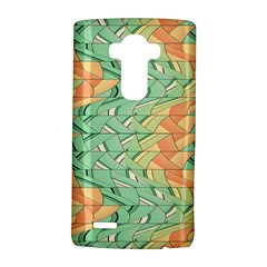 Emerald And Salmon Pattern Lg G4 Hardshell Case by linceazul