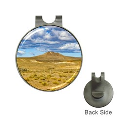 Patagonian Landscape Scene, Argentina Hat Clips With Golf Markers by dflcprints