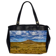 Patagonian Landscape Scene, Argentina Office Handbags by dflcprints