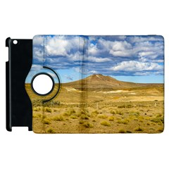 Patagonian Landscape Scene, Argentina Apple Ipad 3/4 Flip 360 Case by dflcprints