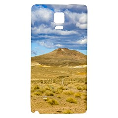 Patagonian Landscape Scene, Argentina Galaxy Note 4 Back Case by dflcprints