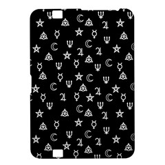 Witchcraft Symbols  Kindle Fire Hd 8 9  by Valentinaart