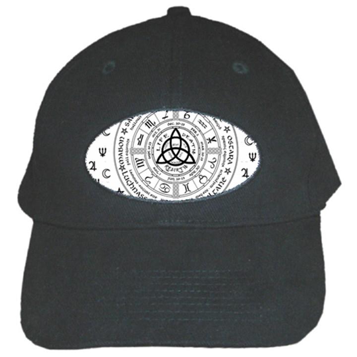 Witchcraft symbols  Black Cap