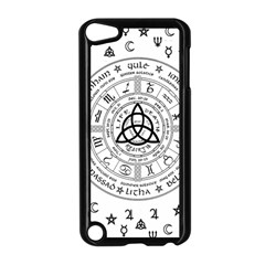 Witchcraft Symbols  Apple Ipod Touch 5 Case (black) by Valentinaart