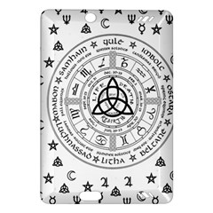 Witchcraft Symbols  Amazon Kindle Fire Hd (2013) Hardshell Case by Valentinaart