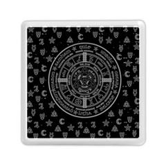 Witchcraft Symbols  Memory Card Reader (square)  by Valentinaart