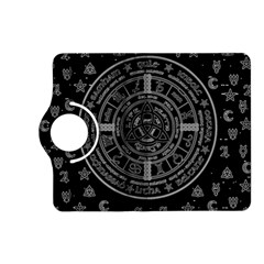 Witchcraft Symbols  Kindle Fire Hd (2013) Flip 360 Case by Valentinaart