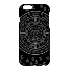 Witchcraft Symbols  Apple Iphone 6 Plus/6s Plus Hardshell Case by Valentinaart