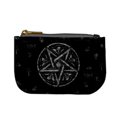 Witchcraft Symbols  Mini Coin Purses by Valentinaart