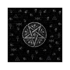 Witchcraft Symbols  Acrylic Tangram Puzzle (6  X 6 ) by Valentinaart