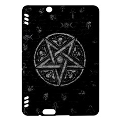 Witchcraft Symbols  Kindle Fire Hdx Hardshell Case by Valentinaart