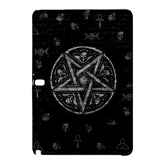 Witchcraft Symbols  Samsung Galaxy Tab Pro 12 2 Hardshell Case by Valentinaart