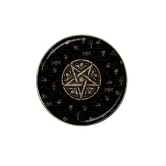 Witchcraft Symbols  Hat Clip Ball Marker (10 Pack) by Valentinaart